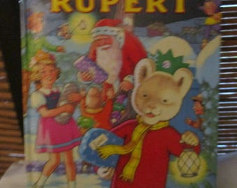 The Daily Express Rupert Annual No:57 (1992)