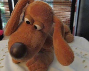 Creature Comforts Trixie the Dog Soft Toy