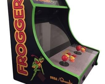Frogger Bartop Arcade! 705 Games!