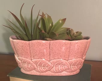 Pink Red Wing Planter
