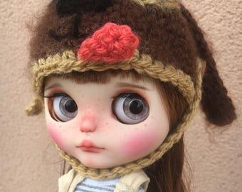 Blythe puppy Hat