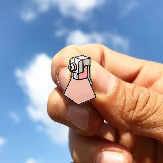 Hyper Potion pin