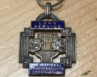 The  National Operatic and Dramatic Society Association Long Service Medal