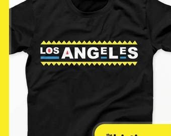 Damn Gina T-Shirt - Los Angeles 90s For The Culture Tees