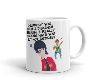 voltron- klance Mug