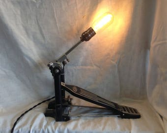 Drum Pedal Light desk lamp