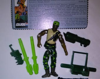 Vintage GI Joe Action Figure Heavy Duty  ***1980's-Early 1990's****** Check Out My other Listings