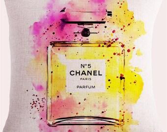Chanel inspiriert Art Kissenbezug
