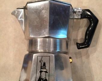 Espresso & Coffee Maker - Stove Top