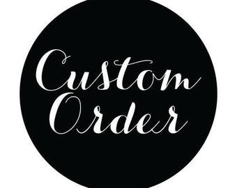 3 Bridal Robes (Customized)