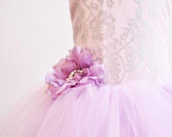 Wisteria Lace Tutu Dress