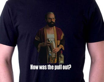 How was the pull out? Stranger Things Shirt