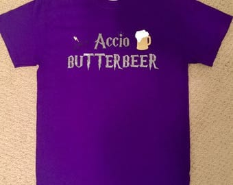 Accio Butterbeer Tshirt