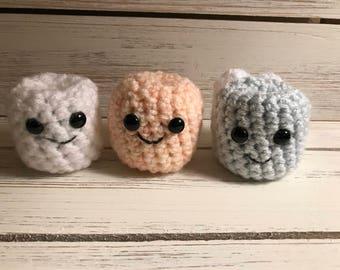 Crochet Marshmallow Angels
