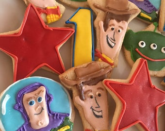 Toy Story cookies (12qty)