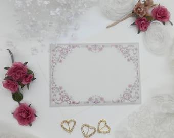 Wedding card, Wedding invitation, invitation, weddings, laser cut, invitation set, romantic wedding, laser cut invitation