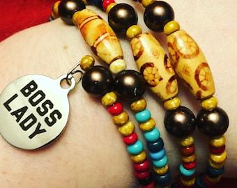 Boss Lady Bracelet