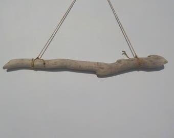 HQ 26.7''/68 cm Beautiful Shaped Sturdy Driftwood Wall Decor / Driftwood Beach Decor/ Driftwood for Crafts/ Driftwood Art Piece #81