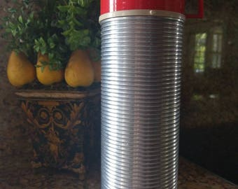 Retro King Seeley Industrial Thermos