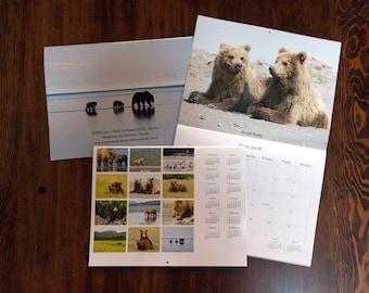 2018 - Lake Clark National Park, Alaska Calendar