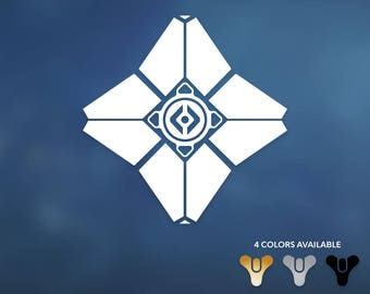 Destiny   Ghost Decal