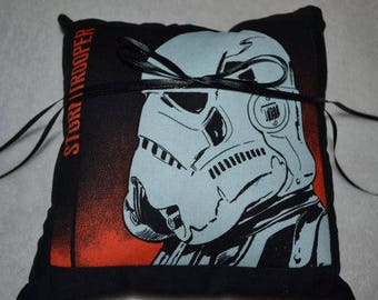 Star Wars Storm Trooper Ring Pillow