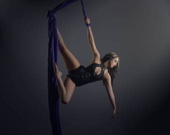 Carmen Rox - Aerial Silks - Anchor