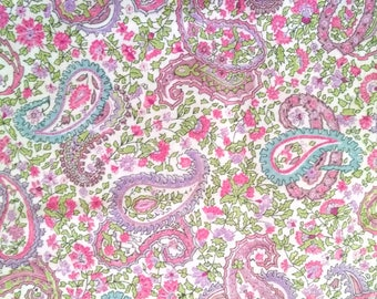 Liberty of London Fabric - Tana Lawn - Charles