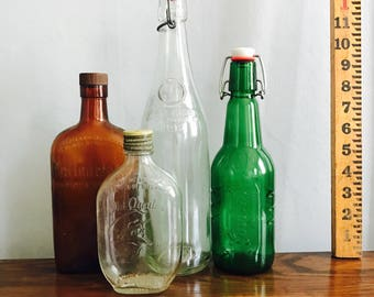 Collectible Bottle Display