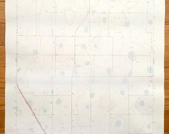 Santa Survey Etsy - Atchinson topeka and santa ferailroad on the us map