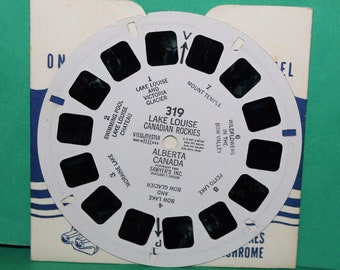 Vintage Sawyers Viewmaster Reel Cornwall Beauty Spots England 1050