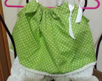 2 piece baby girl summer outfit. Size 6-9 mo.