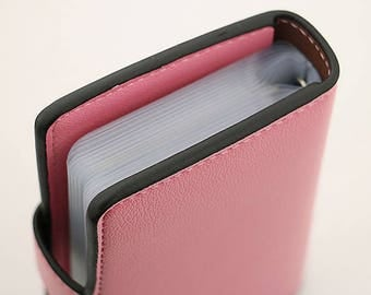 Mid year sale! Card holder/Card case/Card wallet/Business card holder/Credit card case 5 colors male and female