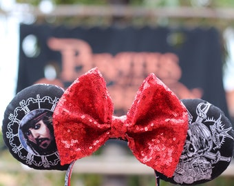 Pirates inspired ears