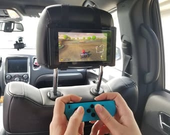 Nintendo Switch Car Headrest Travel Mount Holder