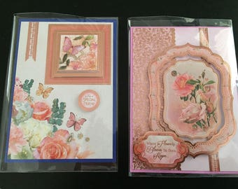 Sympathy and Anniversary Cards