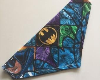 Batman slip on bandana