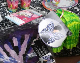 Fairy party items