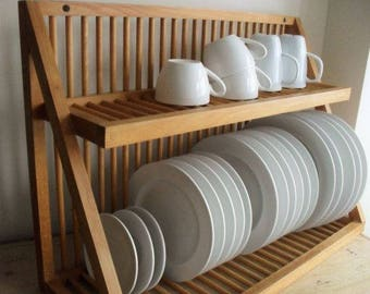 Plate Rack - one made for London Museum