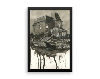 House of a Madman Framed poster