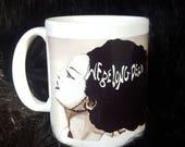 Bride of Frankenstein / We Belong Dead Mug