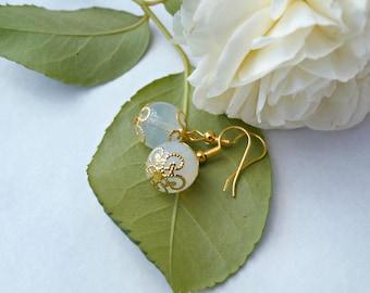 Women's Earrings Moonstone Earrings Gemstone Earrings Gift for Women Women's Jewelry Moonstone Jewelry Gemstone Jewelry Gift for Her