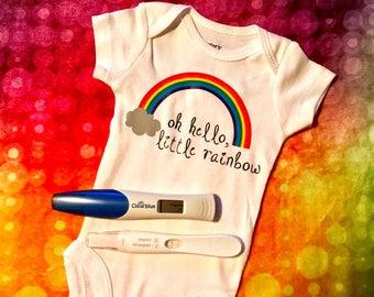 Rainbow Baby Shirt