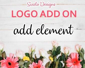 Add an Element - Logo Add On