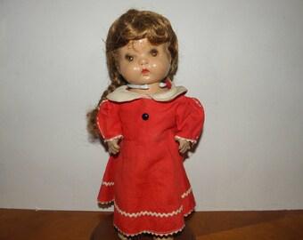 Horsman 1937 Composition Doll