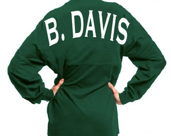 One Tree Hill Brooke Davis Spirit Jersey (B. DAVIS)