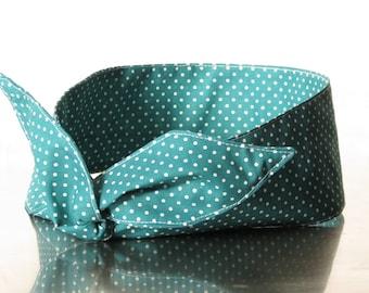 Headband, adjustable headband with wire