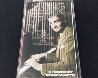 Irving Berlin 100 years Cassette