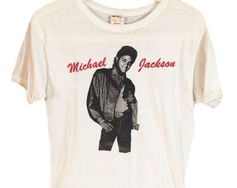 Vintage Michael Jackson 1980 T-Shirt