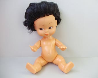 Lovely vintage doll,1980s